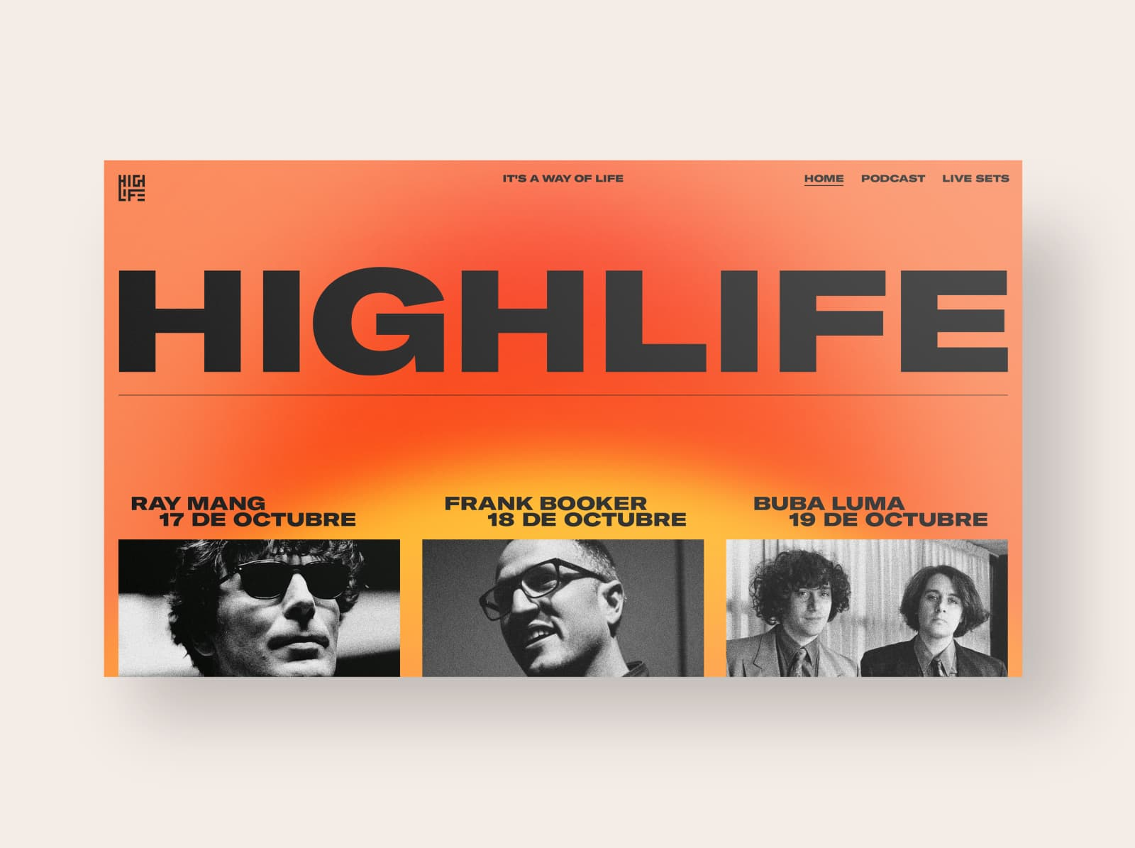 Highlife by Angello Torres
