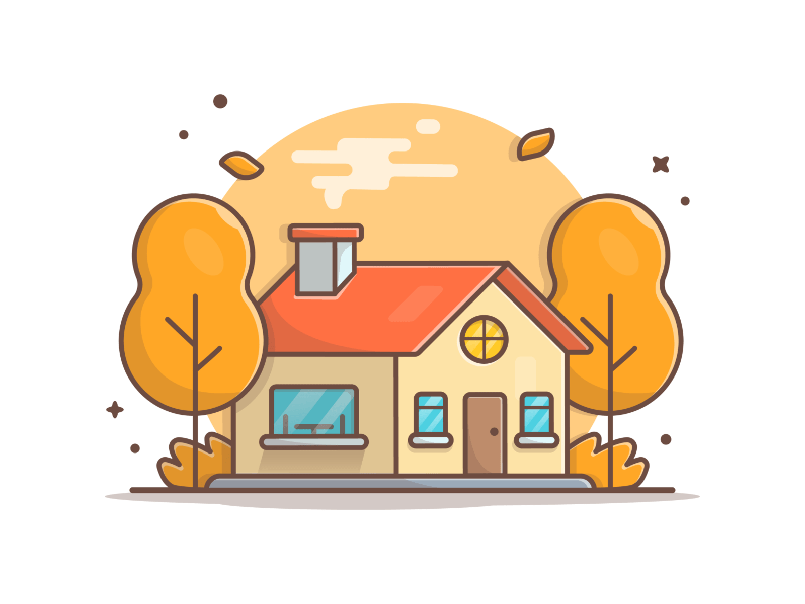 Autumn House �� by catalyst