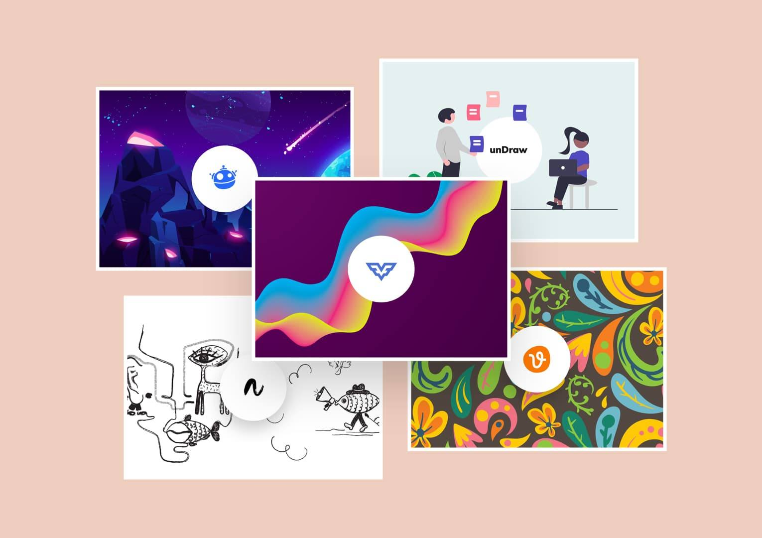 Our 10 Favourite Free Vector Sites